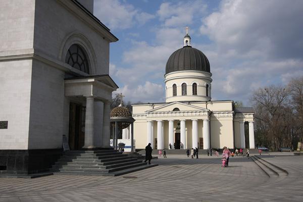 Visitare Chisinau
